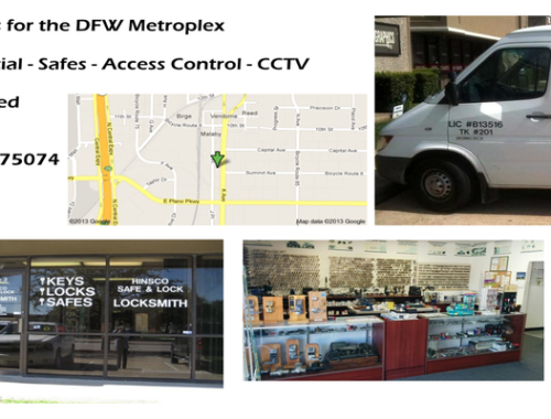 Plano Commercial Locksmith Services|Dallas Commercial Security Service
